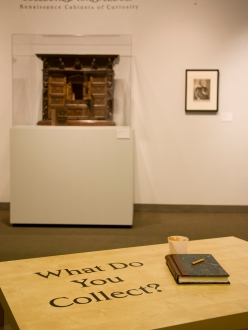 Image of Collecting Knowledge Exhibition