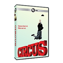 "cover of ""Circus"" Dvd"