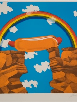 "Image of ""Hot Dog Bridge"" by Russell Talbert Gordon"