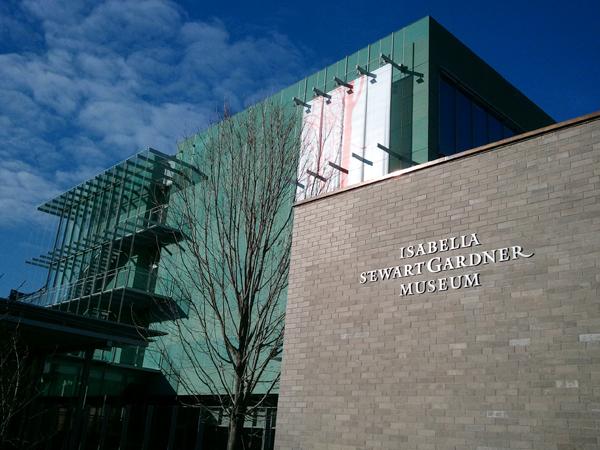 Isabella Steward Gardner Museum in Boston