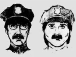 The FBI says these sketches are of the suspects who gained access to the Gardner Museum in Boston in 1990 dressed as police officers, overpowered security guards and made off with 13 art objects worth $500 million.(Photo: FBI)