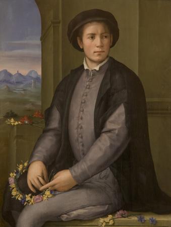 portrait youngman
