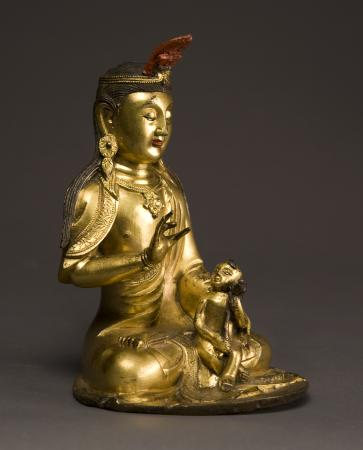 Tibetan, 17th Century, Bodhisattva