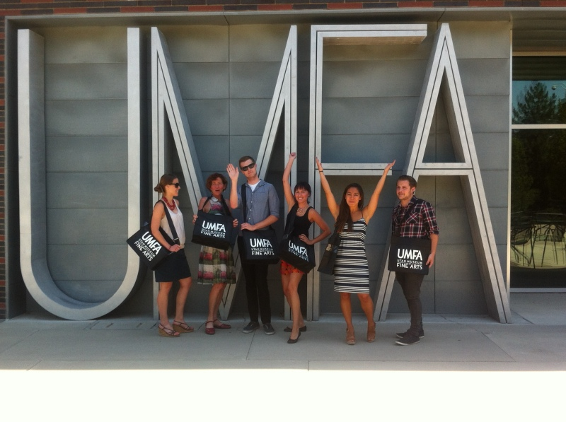 You know you want one! Check out the UMFA's exclusive members only tote bags