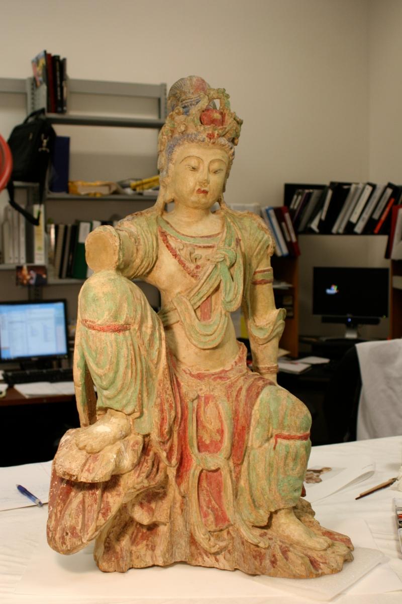 Kwan Yin. Chinese. Ming Dynasty.