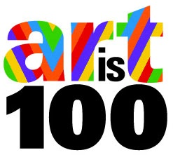 Art is 100: celebrating 100 years of collecting art on campus.