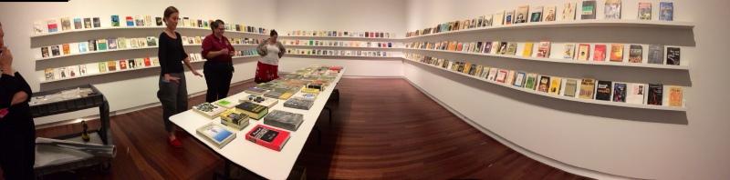 salt 10: Conrad Bakker gallery walk-thru.